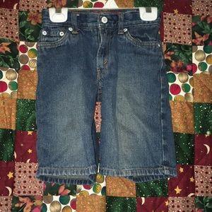 Boy's Levi's Jean Shorts